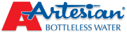 Artesian Bottleless Water Logo