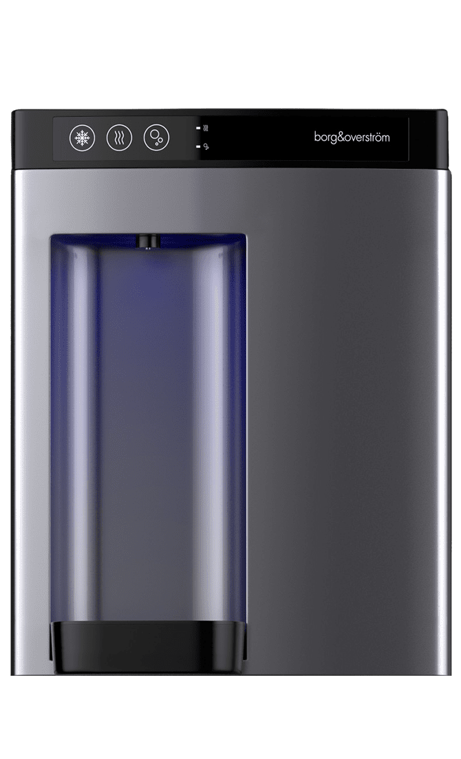 Countertop Sparkling Water System