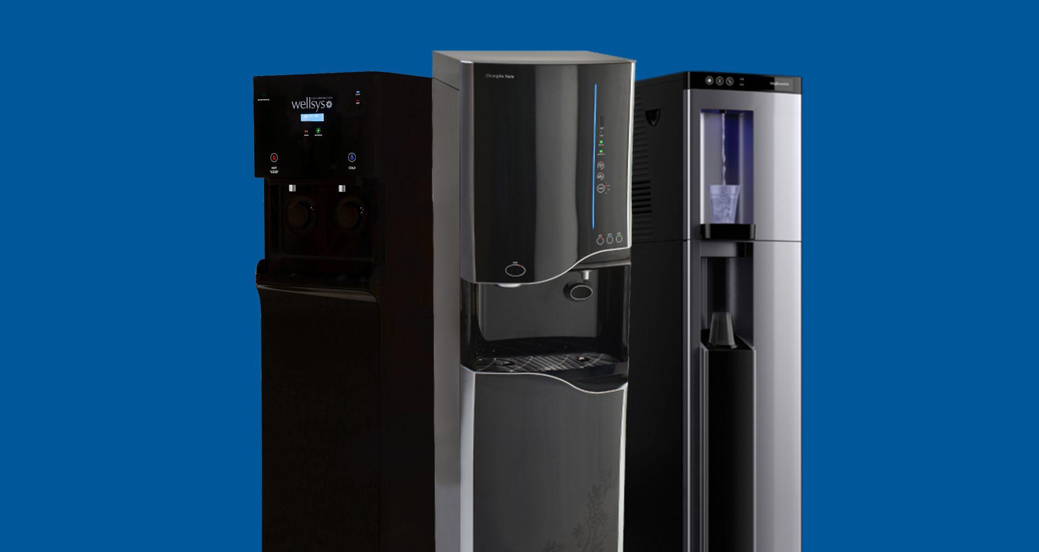 Artesian bottleless water cooler options