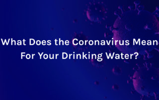 What does Covid-19 mean for your drinking water